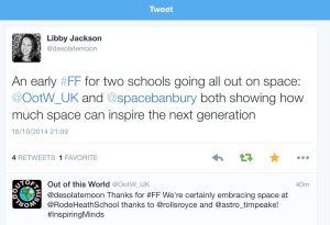 Libby Jackson tweet
